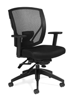 Seating to Go: Mesh Synchro-Tilter Chair - OTG2801