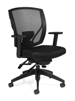 Seating to Go: Mesh Executive Chair