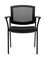 Seating to Go: Mesh High Back Guest Chair - OTG2809