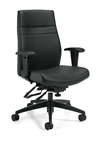Offices to Go: Luxhide Managers Multi-Tilt Chair - OTG2913