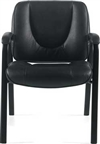 Seating to Go: Luxhide Guest Chair