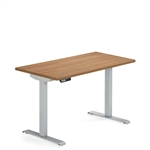 "Foli 70""W Height Adjustable Table - PHAT3072T/PHATB460 from Global"