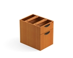 "Offices To Go: 22""D Hanging Box/File Pedestal with Lock with Lock from Global"
