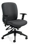 Truform TS Series Mid Back Heavy Duty Multi-Tilter Chair-TS5451-3
