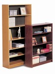Laminate Bookcases 72in H