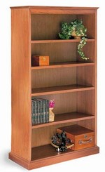 200 Series' 60in H Wood Bookcase