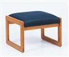 Classic Series: 1 Seat Sled Base Bench - C1001B3