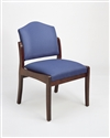 Ashford Series: Armless Guest Chair - Healthcare Vinyl - D1102G5