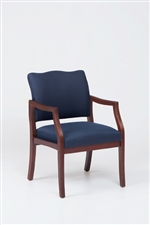 Franklin Series: Guest Chair - Healthcare Vinyl - D1851K5