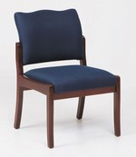 Franklin Series: Armless Guest Chair- D1852K5