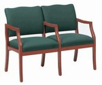 Franklin Series: 2 Seats with Center Arm- D2853K5