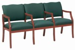 Franklin Series: 3 Seats with Center Arms - D3853K5