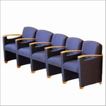 Somerset Series: 5 Seats with Center Arms - F5403G6