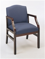Hartford Series: Guest Chair - Healthcare Vinyl - H1101G5