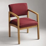 Lenox Open Arm Series: Guest Chair - L1101G5