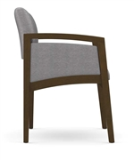 Lenox Panel Arm Series: Guest Chair - L1131G6