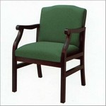 Madison Series: Guest Chair - Healthcare Vinyl - M1201G5