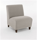 Siena Series: 500 lb. Capacity Armless Guest Chair - Q1602G3