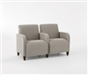 Siena Series: 2 Seat Sofa with Center Arm - Q2403G3