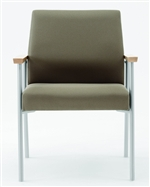 Guest Chair, 400 lb. Capacity from Lesro