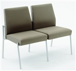 Armless 2 Seat Sofa from Lesro