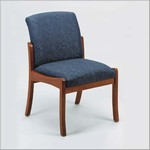 Weston Series: Armless Guest Chair - W1302G5