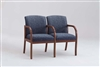 Weston Series: 2 Seats with Center Arm - W2303G5