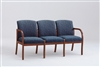 Weston Series: 3 Seat Sofa - W3301G5