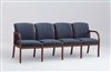 Weston Series: 4 Seat Sofa - W4301G5