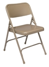 Basic All-Steel Folding Chair