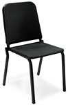 Melody Stack Chair from National Public Seating