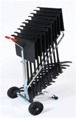 Music Stand Cart/Dolly from National Public Seating