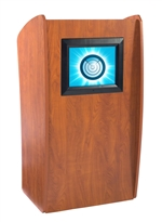 The Vision: Floor Lectern with Digital Display - 612