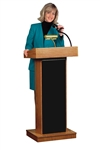 The Standard Height Orator Lectern