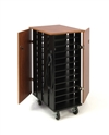 Tablet & Netbook Charging Storage Cart - TCSC