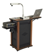 The Wizard Cart: Multimedia Presentation Center  - WZD