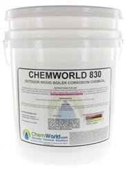 Wood Boiler Treatment Chemicals - 5 Gallons