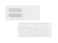 #ENV-2098 Double Window Envelope