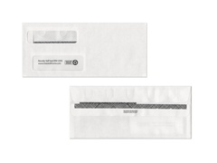 #ENV-2393 Self Seal Double Window Envelopes