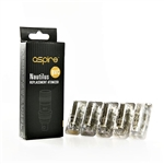 Aspire Nautilus BVC Replacement Coils for Nautilus 5pack