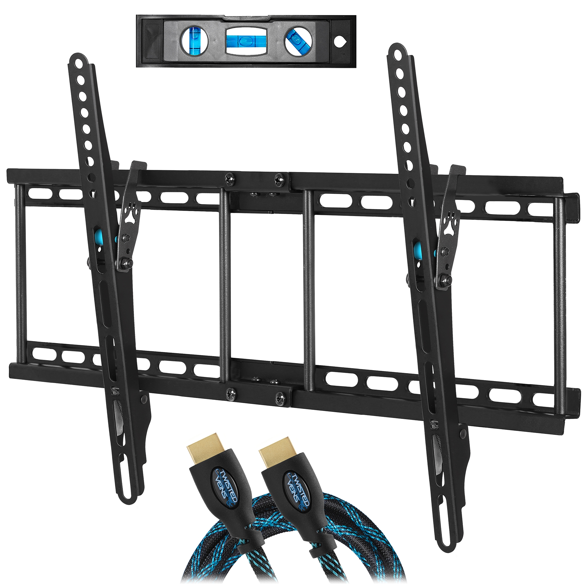 """Cheetah APTMM2B TV Wall Mount for 32 65"""" TVs Many from 20 80"""