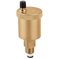 "Caleffi Minical 1/8"" NPT Air Vent 502115A"