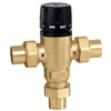 "Caleffi 1"" Sweat Low Lead Mixing Valve 521609A"