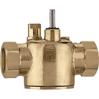 Caleffi Two-way on/off two position valve.