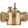 "Caleffi, 1"" male union with press fittings, Two-way on/off two position valve. Z200687"