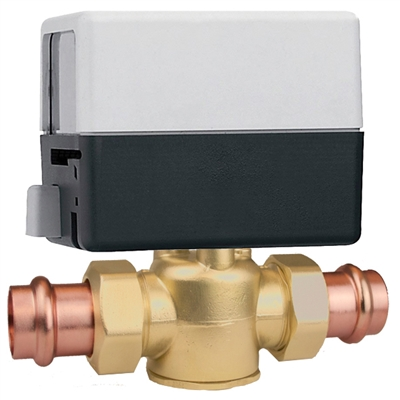 Caleffi Z-one 2-Way Zone Valve. Z56P