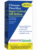 Ultimate Flora Max 200 billones / Advance Naturals / 14pkts