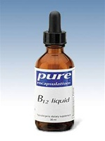 B-12 5,000 Liquid / 30 ml / Pure Encapsulations