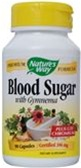 Blood Sugar with Gymnema/Nature's Way/90 caps