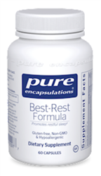 Best Rest Formula / Pure Encapsulations / 120 caps